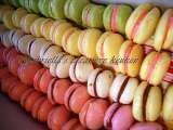 Recept French kisses: Macaroons